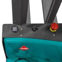 Empilhador elétrico Ameise® – mastro telescópico duplo