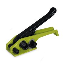 Entry-level/Universal clamping device for PET strapping