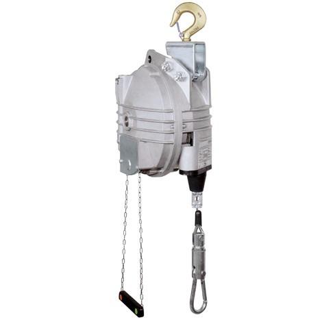Équilibreur à ressort, course de câble de 2 m, capacité de charge 10-105 kg
