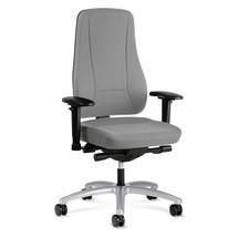 Ergonomische bureaustoel, met comfortzitting. Rugleuning 640 - 720 mm