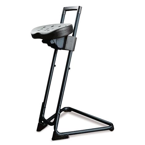 Ergonomische stehhilfe sitz schwenk und neigbar arre for Stehhocker ikea