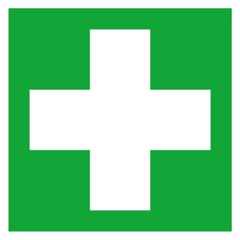 Erste-Hilfe-Kennzeichnung – Erste Hilfe