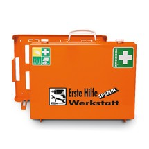 Erste-Hilfe-Koffer SÖHNGEN® Beruf SPEZIAL mit Füllung DIN 13157