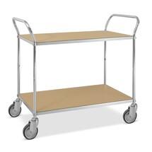 ESD podlahový vozík, konstrukční výška závěsů 940 mm