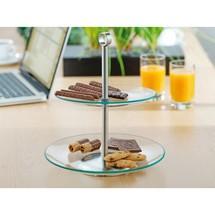 Esmeyer® Glas-Etagere Cookie