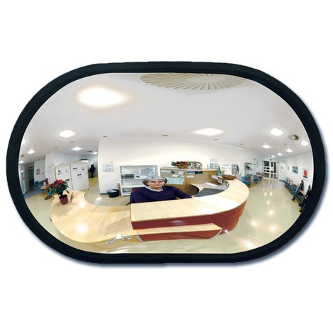 Espelho de grande angular INDOOR