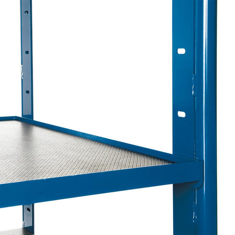 Etage inkl. Winkelrahmen für Super-/ Schwerlast-Transportwagen Rotauro
