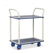 Etagenwagen PRESTAR ® mit 2 Stahlblech-Böden