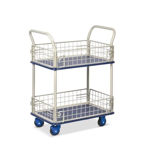 Etagewagen Premium, met manden