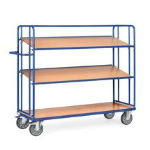 Etagewagen voor eurobakken fetra®, capaciteit 500 kg