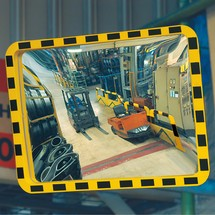 EUCRYL industrial mirror