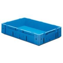 Euro contenedores de apilamiento para cargas pesadas