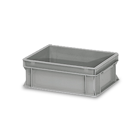 Eurokasten fetra® aus Polyethylen. Inhalt 12 Liter