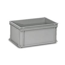 Eurokasten fetra® aus Polyethylen. Inhalt 53 Liter