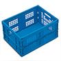 Euronorm-Faltbox Premium ohne Deckel. Inhalt 32 Liter