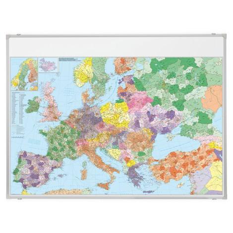 Europakarte FRANKEN