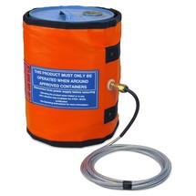 Ex-beskyttelse varmejakke til stål/plast tromler
