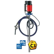 Ex-Schutz-Pumpen-Set für brennbare Medien