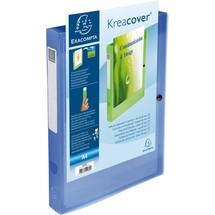 EXACOMPTA Dokumentenboxen Kreacover