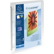 EXACOMPTA Präsentationsringbücher KreaCover