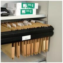 Extension de fichier à suspendre avec guide coulissant pour armoire à fichiers/documents