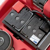 Extra Batterie für Scheuer-Saugmaschine SPRiNTUS TORTUGA