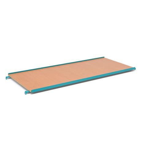 Extra etage (van hout) voor tafelwagen Ameise®
