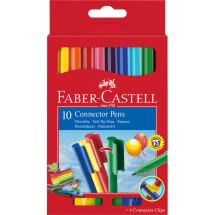 FABER-CASTELL Filzstifte CONNECTOR Pen