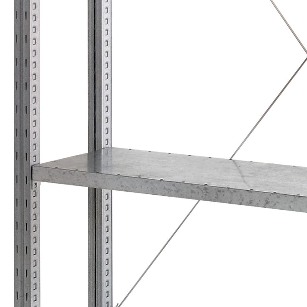Fachboden für Fachbodenregal, mit Stahlpaneel-Fachböden