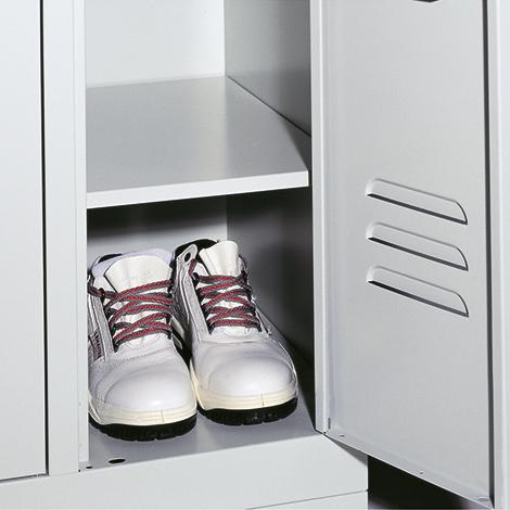 Fachboden für Garderobenschrank
