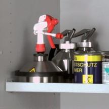 Fachboden für Industrie-Sicherheitsschrank asecos® Q-PEGASUS/Typ 90