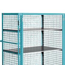 Fachboden für Schrankwagen Ameise® - Ladefläche 1250 x 780 mm