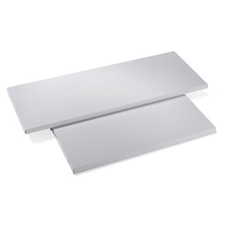 Fachboden mit ausziehbarer Ablage für C+P Flügeltürenschrank