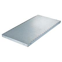 Fachböden für Doppel-Fachbodenregal Stecksystem, verzinkt, Fachlast bis 230 kg