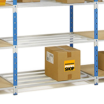 Fachböden für Fachbodenregal Stecksystem, Fachlast bis 250 kg