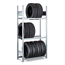 Fachböden für Reifenregale für Reifen mit Ø 550 bis 650 mm