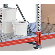 Fachböden für Schwerlastregal. Fachlast bis 2400 kg