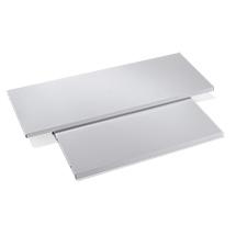 Fachböden mit ausziehbarer Ablage für Flügeltürschränke