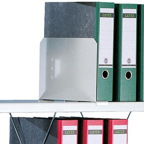 Fachteiler für Aktenregal Stecksystem, Fachlast 150kg, 2-seitig