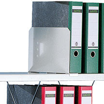 Fachteiler für Aktenregal Stecksystem, Fachlast 70kg, einseitig