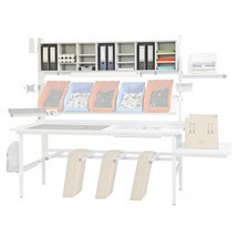Fächerregal für Packtisch Classic und Multiplex
