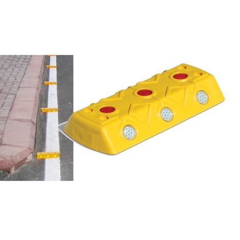 Fahrbahnmarkierungsknopf aus Polypropylen