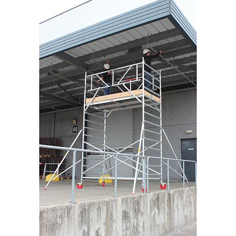 Fahrgerüst altrex Safe-Quick®. Bis 11,20 m Standhöhe