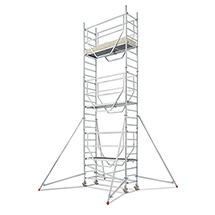 Fahrgerüst HYMER ® Advanced. Bis 9,75 m Standhöhe