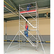Fahrgerüst KRAUSE® Professional, mit Treppen