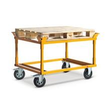 Fahrgestell Ameise®, für Paletten 1.200 x 800 mm