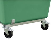 Fahrgestell für GFK-Großbehälter