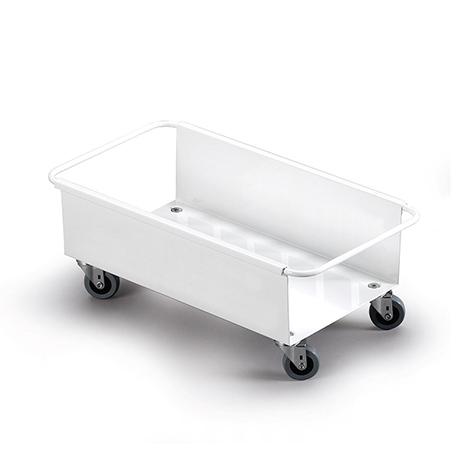 Fahrwagen für Abfallbehälter DURABIN 60