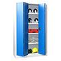 Falttürenschrank PAVOY, Maß 195 x 120 x 50 cm (HxBxT)
