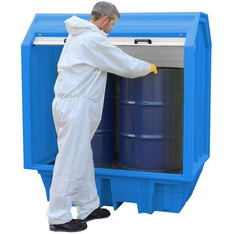 Farlige stoffer Depot fremstillet af PE